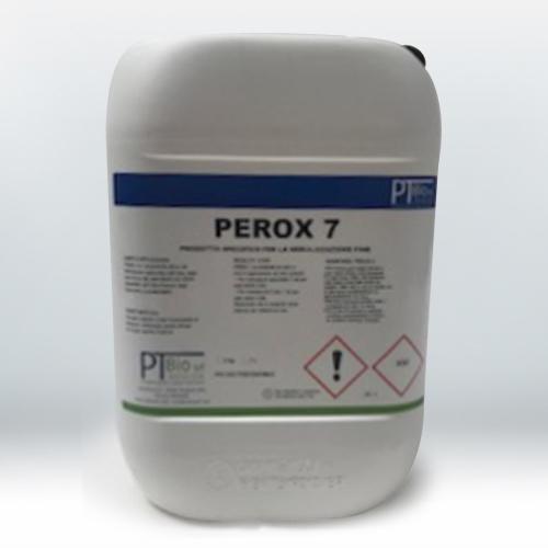 Soluzione perossido al 7% da usare con Hyspray