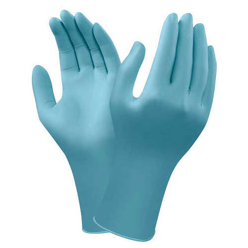 Guanti sintetici senza polvere-Bracciale lungo